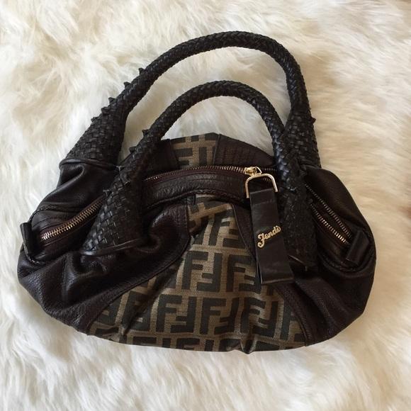 da55d6a1071 FENDI Bags   Baby Spy Bag Hobo Small Handbag   Poshmark